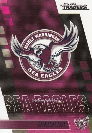 2019 Sea Eagles
