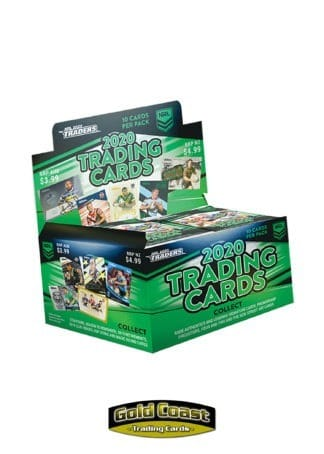NRL Factory Sealed Boxes / Cases