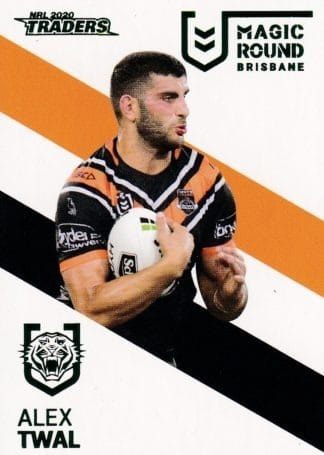 2020 NRL Traders Magic Round Parallels