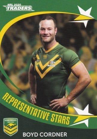 2016 - 2020 Kangaroos