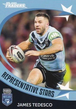 2016 - 2020 NSW Origin