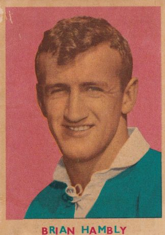 1960's Rugby League Cards