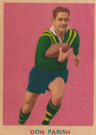 1963 Rugby League Cards