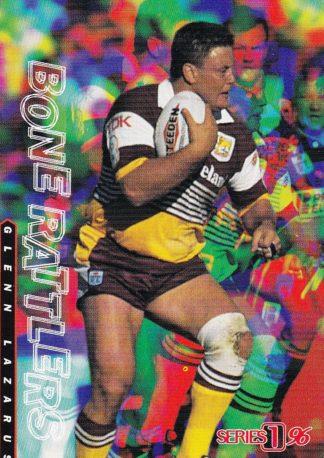 1996 Dynamic Series 1 Bone Rattlers