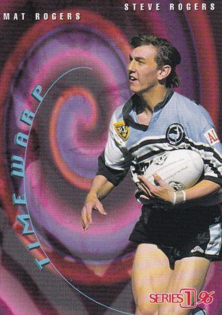 1996 Dynamic Series 1 Time Warps