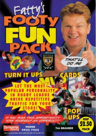 1997 Dynamic Fatty Fun Pack