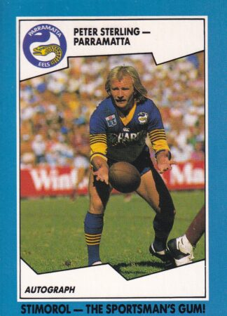 1980's Rugby League Cards