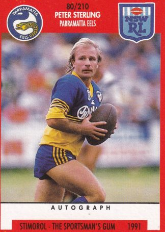 1991 Stimorol NSW Rugby League