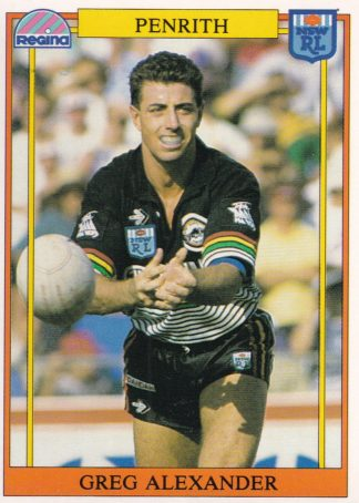 1993 Regina NSW Rugby League