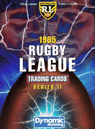 1995 Dynamic Series 2 Promotional Card