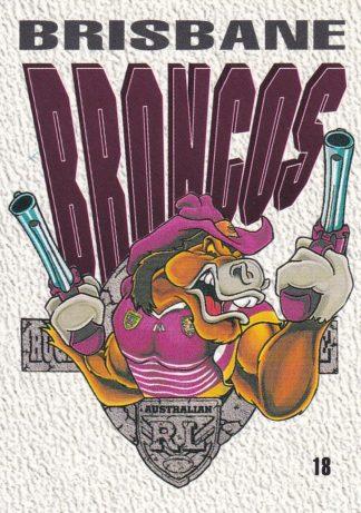 1990 - 1999 Broncos