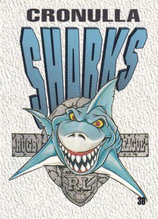 1990 - 1999 Sharks
