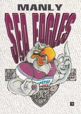 1990 - 1999 Sea Eagles