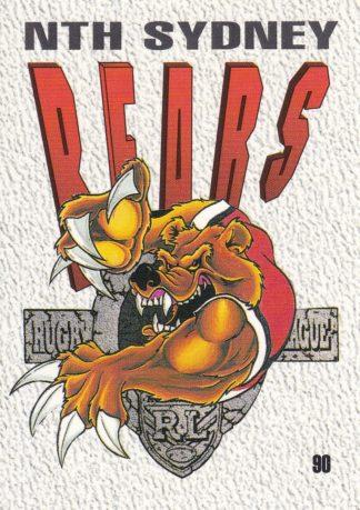 1990 - 1999 Bears