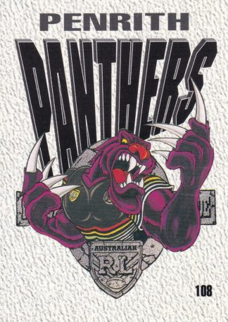 1990 - 1999 Panthers
