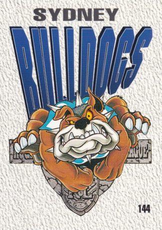 1990 - 1999 Bulldogs