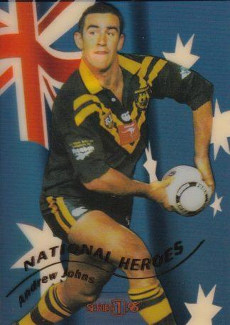 1990 - 1999 Kangaroos
