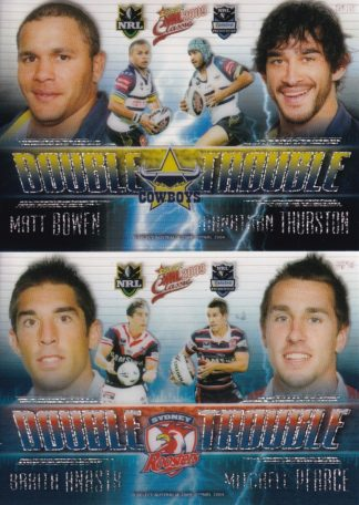 2009 NRL Classic Double Trouble