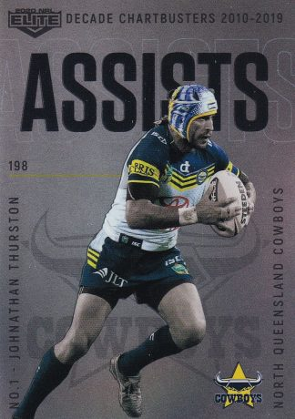 2020 NRL Elite Decade Chartbusters
