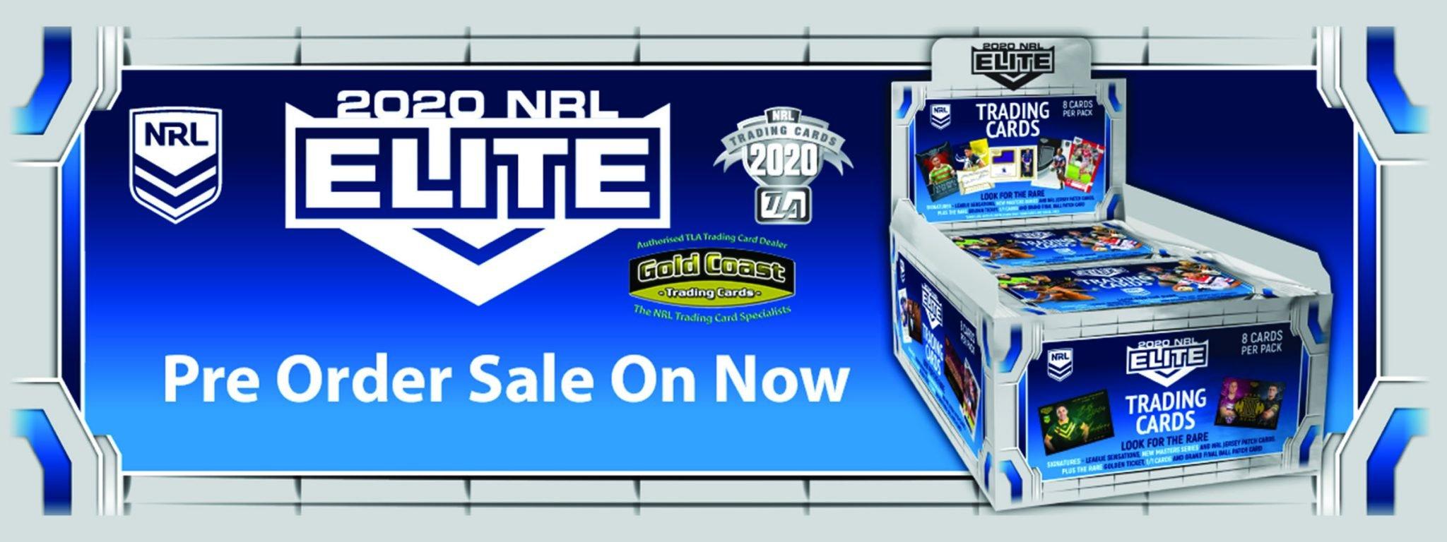 2020 NRL Elite Banner