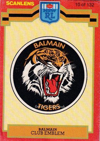 1980 - 1989 Tigers
