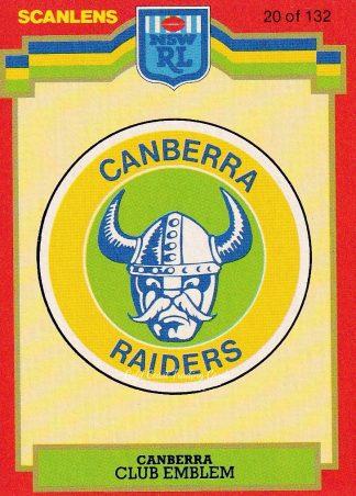 1980 - 1989 Raiders