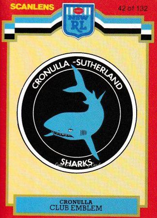 1980 - 1989 Sharks