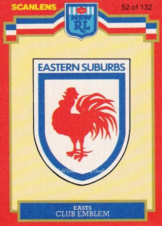 1980 - 1989 Roosters