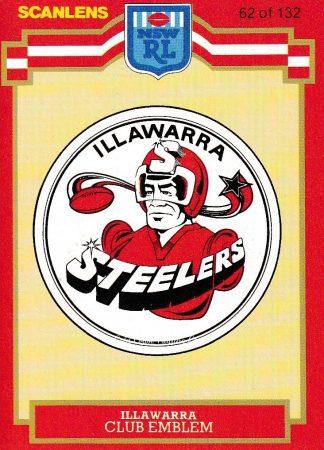 1980 - 1989 Steelers