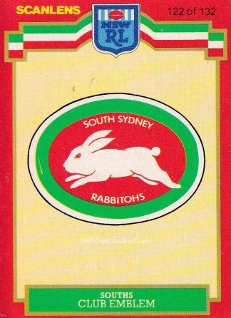 1980 - 1989 Rabbitohs