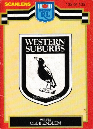 1980 - 1989 Magpies