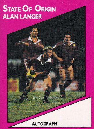 1980 - 1989 QLD Origin