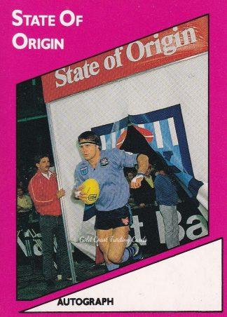1980 - 1989 NSW Origin