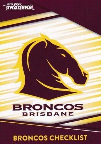 2020 Broncos