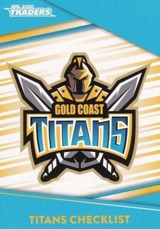 2020 Titans