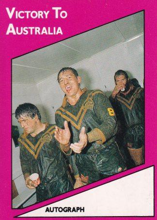 1980 - 1989 Kangaroos