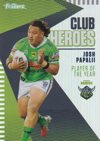 2021 NRL Traders Club Heroes