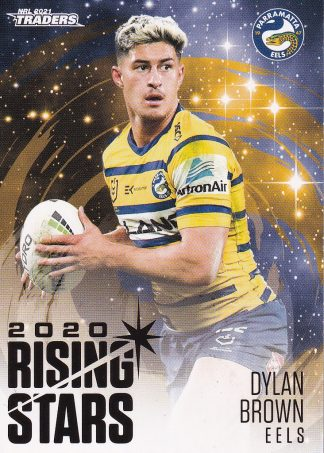 2021 NRL Traders Rising Stars