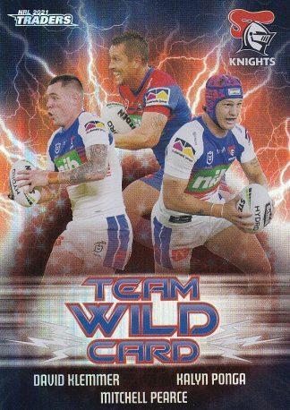 2021 NRL Traders Team Wildcard