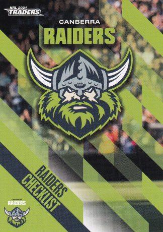 2021 Raiders