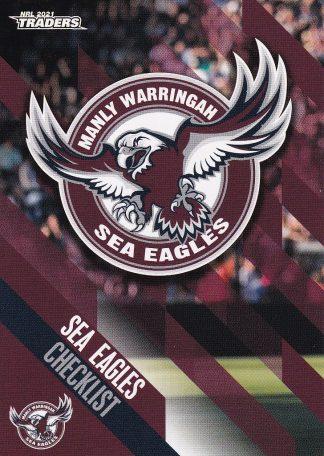 2021 Sea Eagles