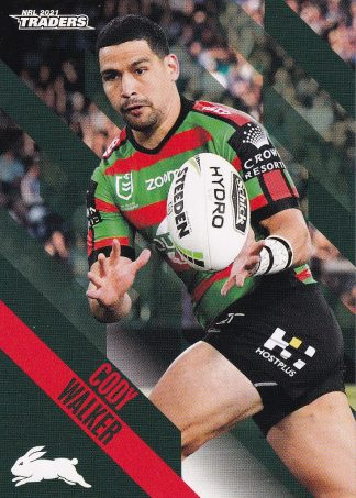 2021 NRL Traders Common Cards