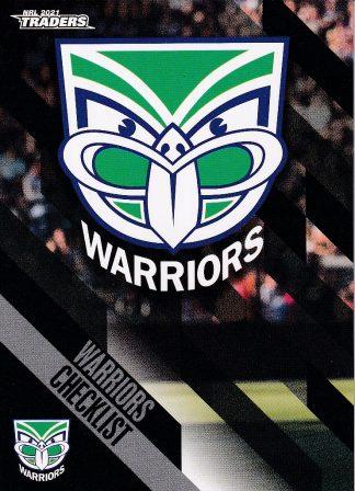 2021 Warriors