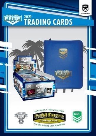 2021 NRL Elite Case / Box / Album