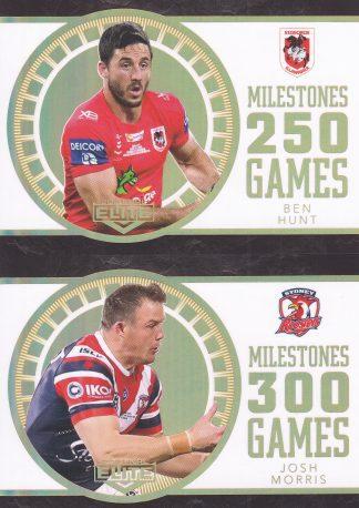 2021 NRL Elite Case Cards