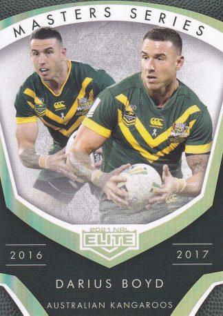 2021 - 2025 Kangaroos