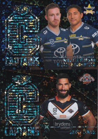 2021 NRL Elite Captains Priority