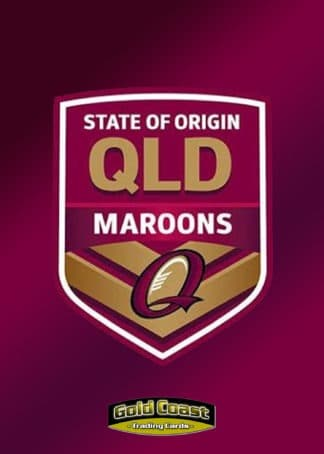 QLD State Of Origin Maroons
